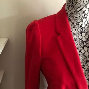 J. Crew Jackets & Coats - J crew 8 red blazer